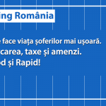 SMS Parking Romania