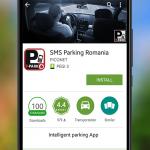 Instalări SMS Parking